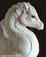 Secret Keeper dragon by Reptangle