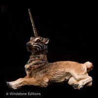 Quagga unicorn by Reptangle