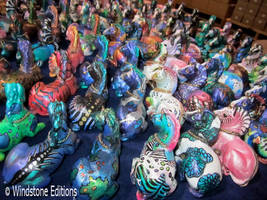 more Grab bag unicorns by Reptangle