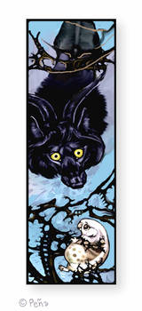 bookmark Garlen and Podge by Reptangle
