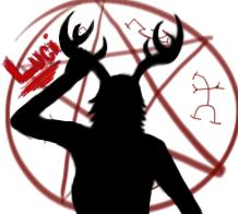 Lady Lucifer by Marcilali