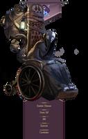 Arcem Alva: Ezekiel App by Undercurrent-32