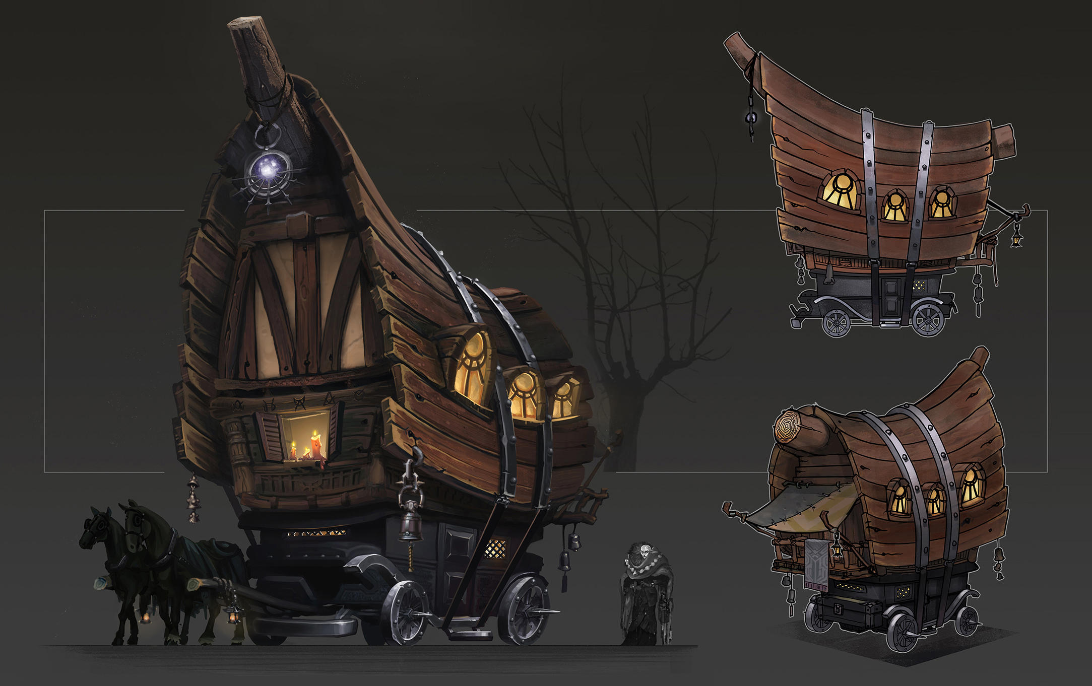 AA: Esthers Carriage by Undercurrent-32
