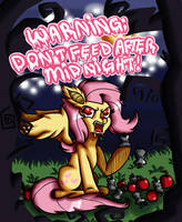 Don't Feed After Midnight by Warped-Dragonfly