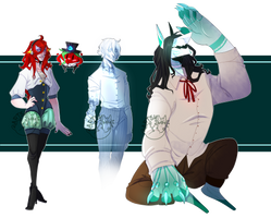[ADOPTS] Unused OC Adopts :.OPEN.: Lowered prices by oO-Artsy-Oo