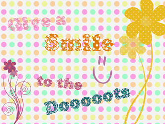 Dooots wallpaper by Delicieux-fraise