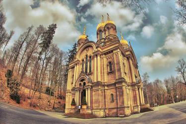 Griechische Kapelle by LotusOnlineDe