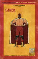 Canek retro magazine by fito-mtz