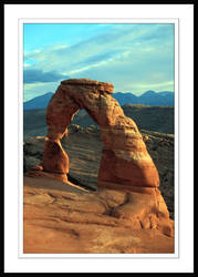 Delicate Arch by jmm