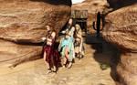 diNorian - Three Slaves Canyon (dA) by diNorian