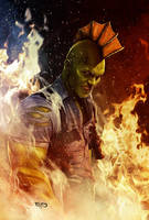Savage Dragon by tariq12