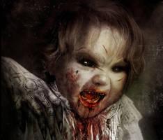 The Malevolent Daughter Closeup by tariq12