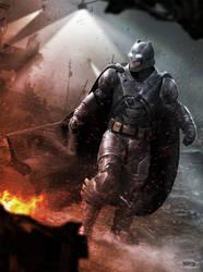 Dark Knight by tariq12