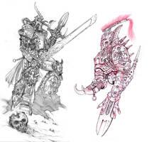 Metal Heads by tariq12