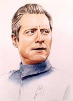 Anthony Rapp - Paul Stamets - Star Trek Discovery by Larkistin89