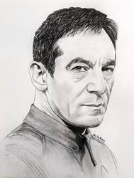 Jason Isaacs - Gabriel Lorca - Star Trek Discovery by Larkistin89