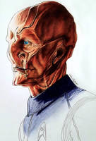 Doug Jones - Saru - Star Trek Discovery by Larkistin89