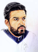 Shazad Latif - Ash Tyler - Star Trek Discovery by Larkistin89