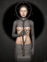 Black Hole by theartofTenia