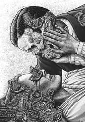 Kiss of Death by theartofTenia