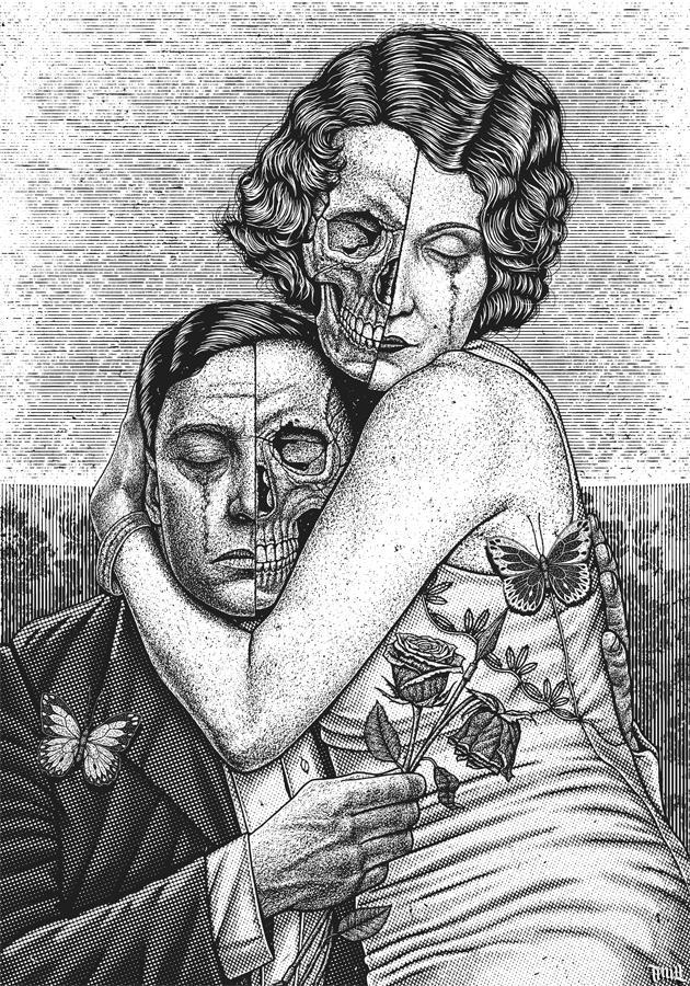 Till Death Do Us Part by theartofTenia