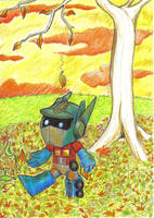 autumn first by prisonsuit-rabbitman