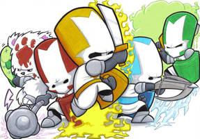crashers by prisonsuit-rabbitman