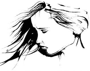 Street Girl by Zyruken
