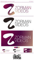 Zorman Videos Logo by elhot