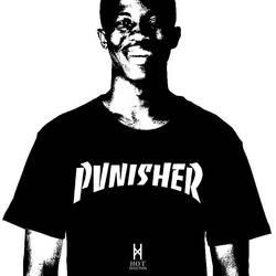 The Pvnisher by elhot