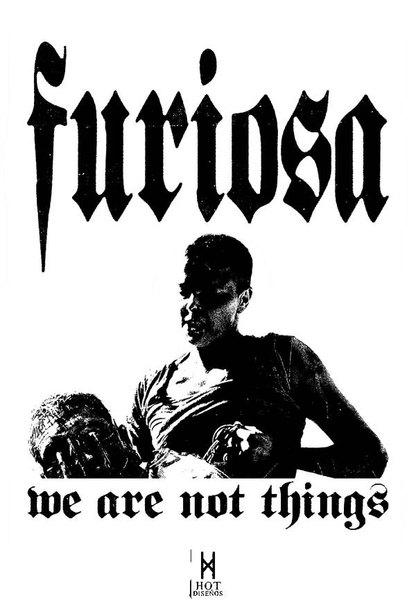 Furiosa by elhot