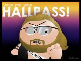 Eric Cartman as Dawg by MediaDesign