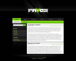 Fayde Studios :: Wordpress by MediaDesign