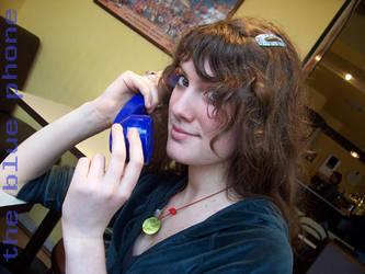 crazyweekend.blue phone n me by lOsS-mOrnA