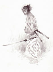 Musashi by sipries