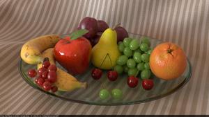 Final: Fruit Bowl by hgagne