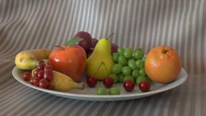 Final: Fruit Bowl Ceramic by hgagne