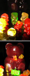 Yummy Gummy In My Tummy by thisisanton