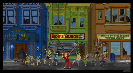 Bob's Thriller by thisisanton