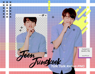BTS Jungkook Talk Talk Korea PNG by eisya99cute