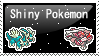 Stamp : Shiny Pokemon by MIZZKIE