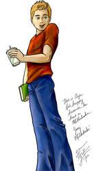 Ayen Character Design by Argleblather