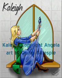 Kaleigh by Argleblather
