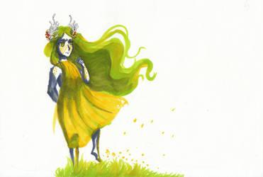 Day 13 - Faire Queen by ILOVEJIMHAWKINS