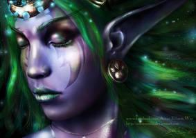 Ysera, the dreamer by Schmosmin