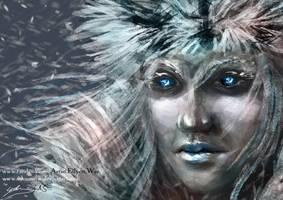 Ice Queen by Schmosmin