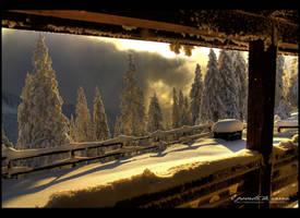 O poveste de iarna - HDR by vxside