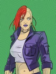 New heroine by kriticni