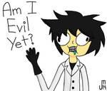 Super Evil Genius by Aki-Aku-Akiyama