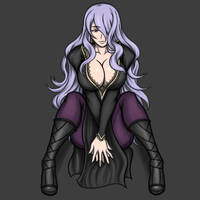Another Camilla Doodle by GeneralGM